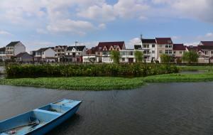 【金山图片】上海滩最后的渔业村----金山嘴渔村