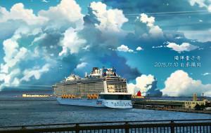 【福冈图片】*邮轮旅游*双11和海上生日之旅~2015.11.07皇家加勒比海洋量子号游记