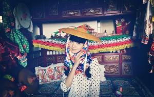 【惠安图片】大岞惠女民俗村——你一定还没体验过的惠安女服饰风情