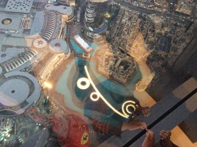 迪拜塔124层和148层哪个更好?