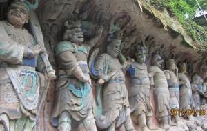 【大足图片】大足石刻【重庆市大足县】(2012.4)
