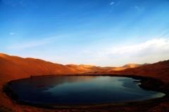 """巴丹吉林-深入沙漠腹地的两天一夜-相识旅行达人""""萧公子"""""""
