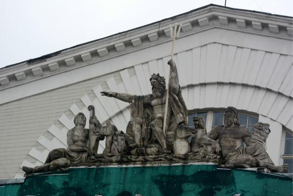 五彩俄罗斯——俄罗斯采风-12 别有风味的街景 - hubao.an - hubao.an的博客