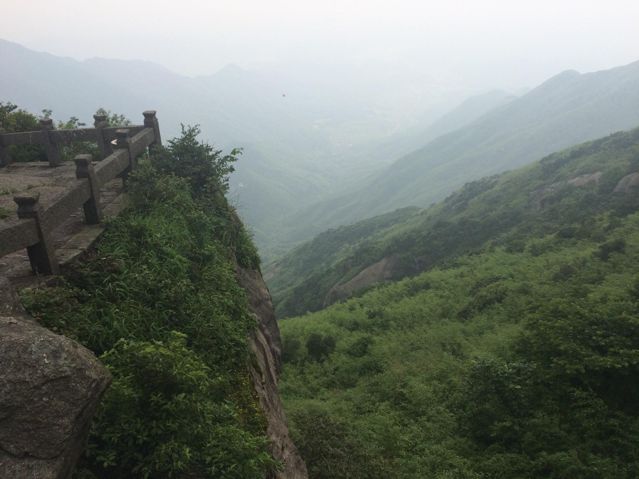 南岳衡山炎夏两日独行攻略