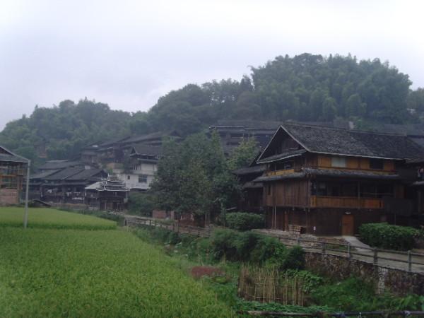 广西自治区 三江县 程阳八寨 - 海阔山遥 - .