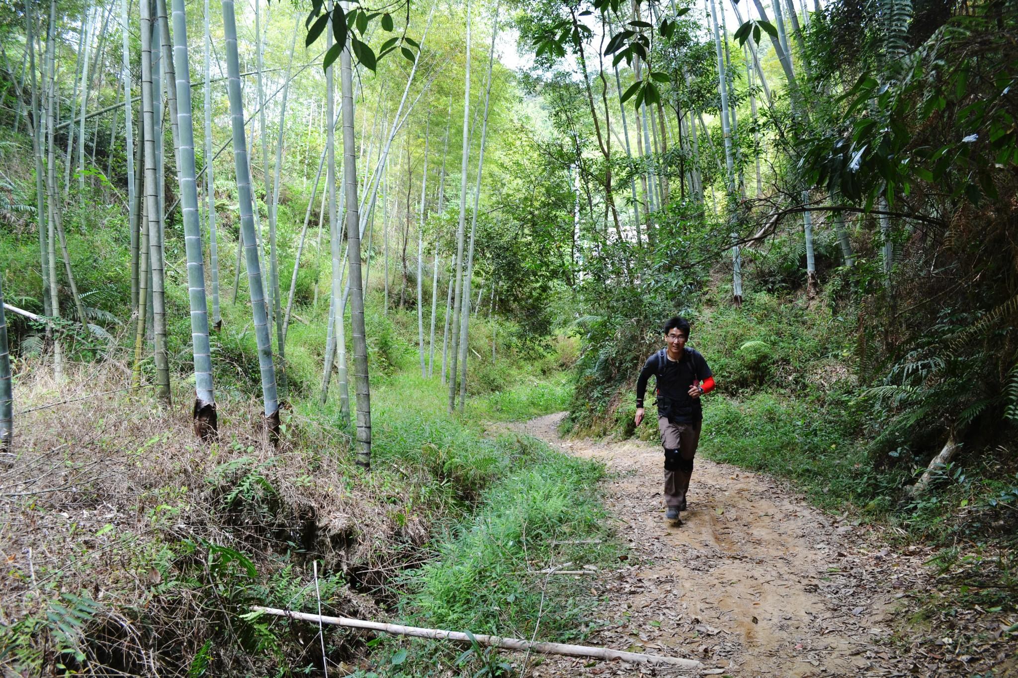 我的幸福时光在广州从化星溪线开始——星溪线攻略
