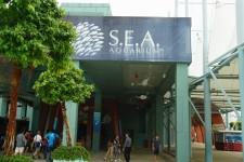 圣淘沙海洋馆